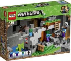 Lego konstruktor The Zombie Cave