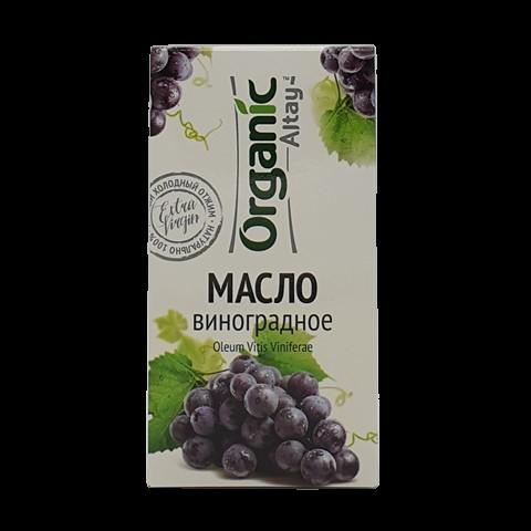 Масло Виноградное нерафинированное ORGANIC ALTAY, 100 мл