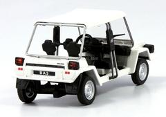 VAZ-1801 Pony white 1:43 DeAgostini Auto Legends USSR #128