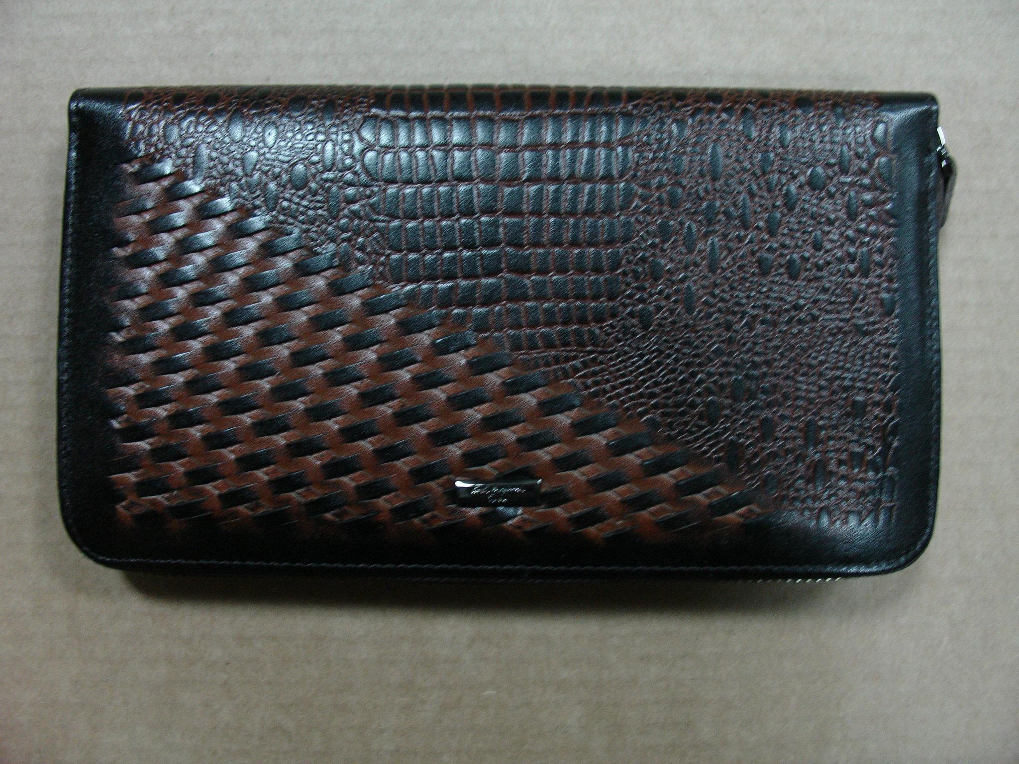 Портмоне из натуральной кожи Dublecity 122-DC12-37B