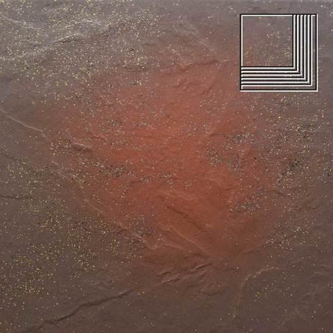 Ceramika Paradyz - Semir Brown, 300x300x11, артикул 5223 - Ступень угловая структурная