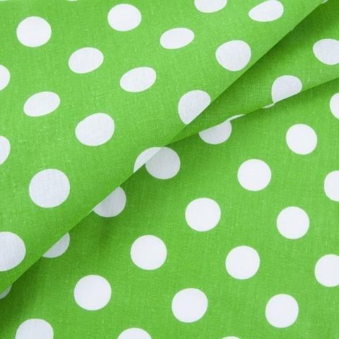 Бязь плательная 150 см 1422/7 цвет зеленый