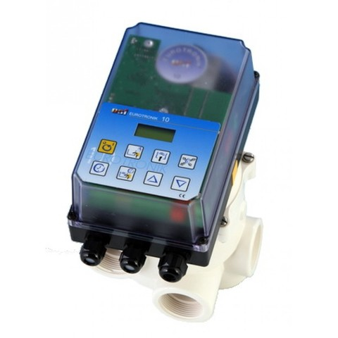 Блок управления вентилем от 1 1/2 до 2, OSF Eurotronik-10, 220В