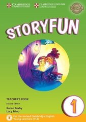 Storyfun for Starters 2nd Edition 1 Teacher's Book with Audio