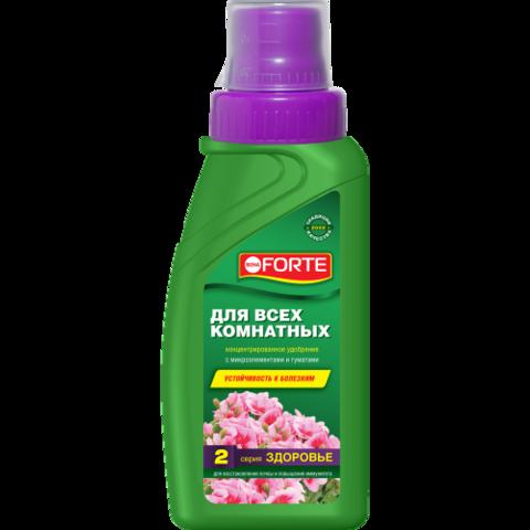 Bona Forte удобрение для всех комнатных Здоровье 285мл