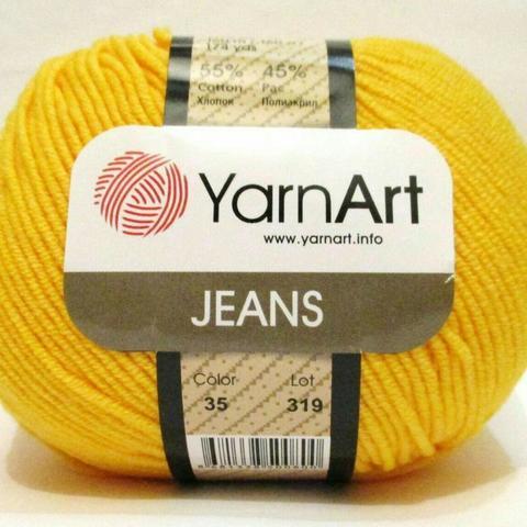 Пряжа ЯрнАрт Джинс (Jeans)