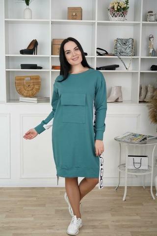 Платье She квадрат очки (В21)