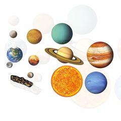 Learning Resources Магнитный набор Солнечная система