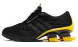 Кроссовки Мужские Adidas Porsche Design Sport Black Yellow
