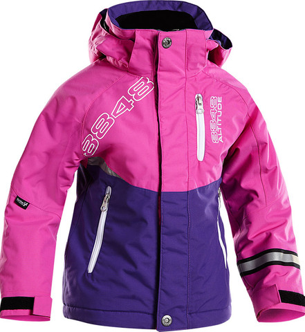Куртка горнолыжная 8848 Altitude Clay Pink детская