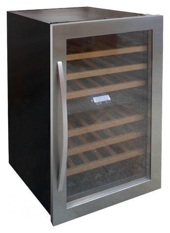 Встраиваемый винный шкаф IP Industrie JG 48-6 AD X