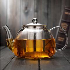 Чайник со стальной заварочной колбой 1300 мл