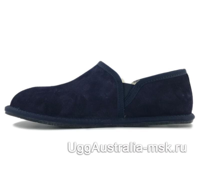 UGG Men's Scuff Romeo II Blue