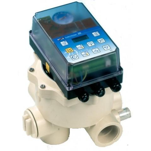Блок управления вентилем от 1 1/2 до 2, OSF Eurotronik-20, 220В, с таймером