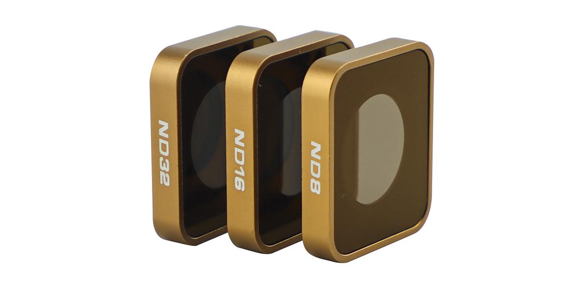 Набор фильтров PolarPro Cinema Series Filter 3-Pack