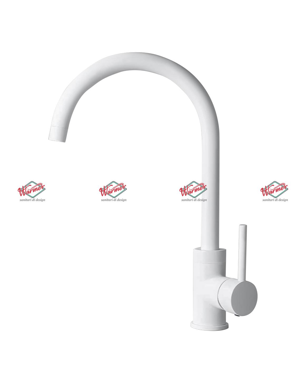 Смесители для раковины Смеситель для раковины Warmer White Line KPV-0125 KPV-0125.jpg