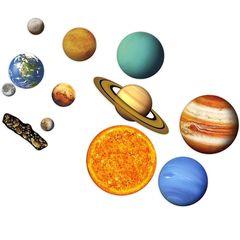 Планеты магнитный набор Learning Resources
