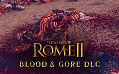 Total War : Rome II - Blood & Gore DLC (для ПК, цифровой ключ)
