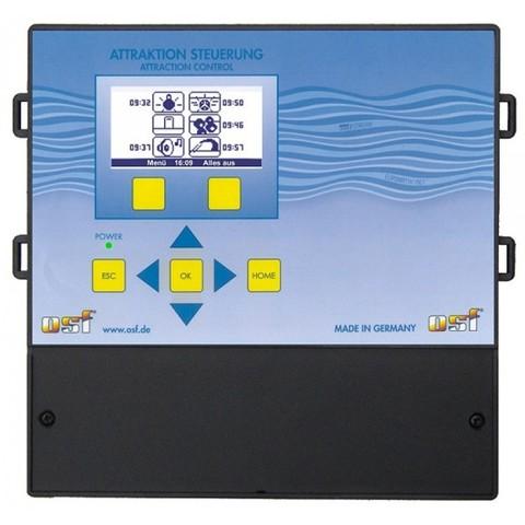 Панель управления аттракционами OSF Attraction-Control, (до 6 аттракционов) 220В