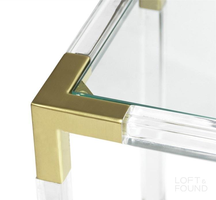 Консоль Glass