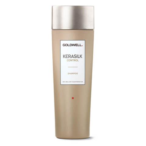 Шампунь для непослушных, пушащихся волос, Goldwell Kerasilk Control Shampoo, 250 мл.