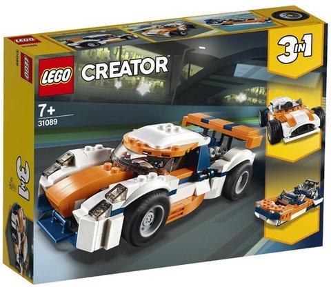 Lego konstruktor Creator Sunset Track Racer