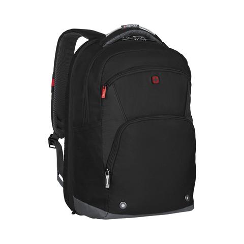 Городской рюкзак чёрный 21 л WENGER Buffer 604970