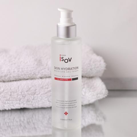 Лосьон Skin Hydration Moisture Gel Toner, 200 мл
