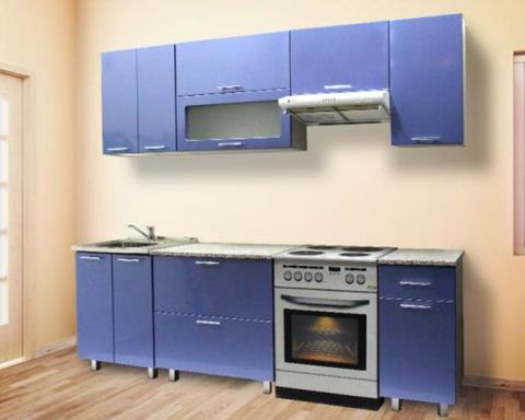 Кухня МАРТА 1,6 техно