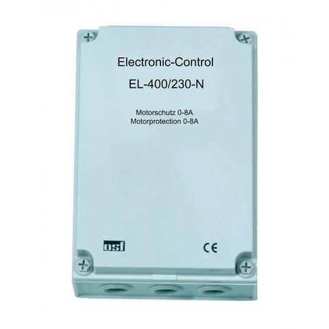 Блок управления аттракционами OSF EL-400/230-N, от пьезонопки (в комплект не входит), 220/400В