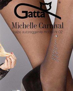Чулки Gatta Michelle Carnival 02