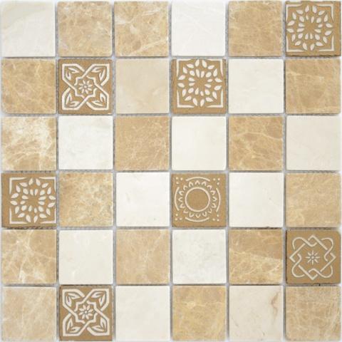 Мозаика Art Pietra Mix 1 MAT 300х300