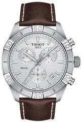 Мужские швейцарские наручные часы Tissot T101.617.16.031.00