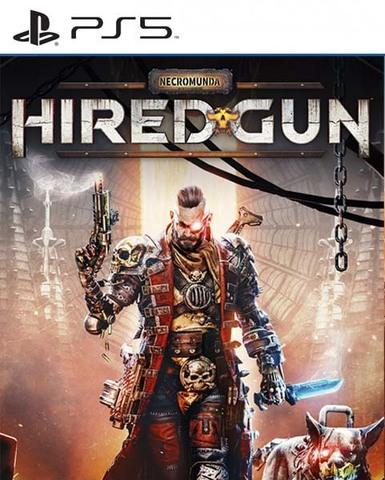 Necromunda: Hired Gun Стандартное издание (PS5, русские субтитры)