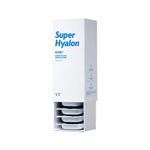 VT HYALON Капсульная маска увлажняющая в наборе VT SUPER HYALON CAPSULE MASK (10шт*7,5гр)
