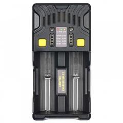 Зарядное устройство Armytek Uni C2, с автомобильным адаптером