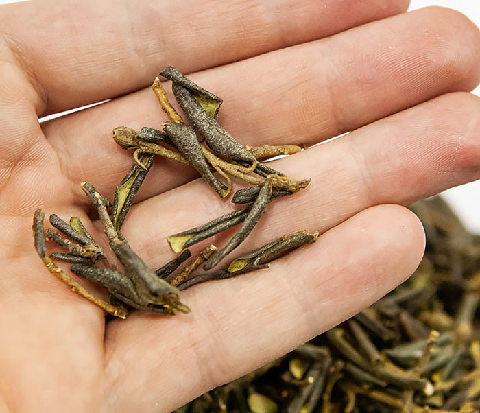 TEA-HERB101-2 Травяной чай Саган -Дайля (Рододендрон Адамса, зимний сбор, 50 гр) фото 06
