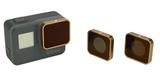 Набор фильтров PolarPro Cinema Series Filter 3-Pack на камере