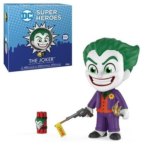Фигурка Funko Vinyl Figure: 5 Star: DC Classic: The Joker 32653