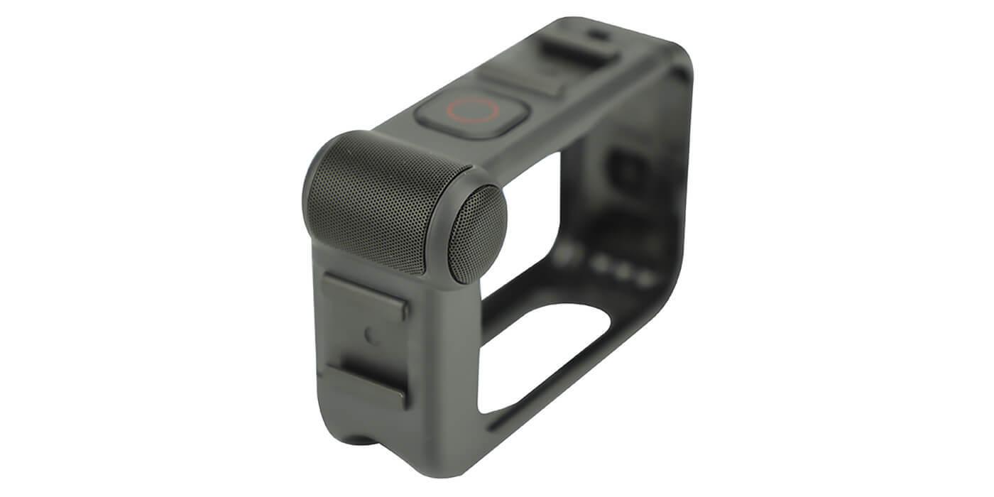 Медиамодуль  с микрофоном и HDMI для GoPro HERO8