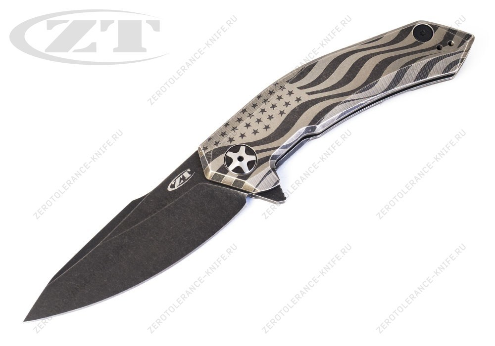 Нож Zero Tolerance 0095BW USF textured