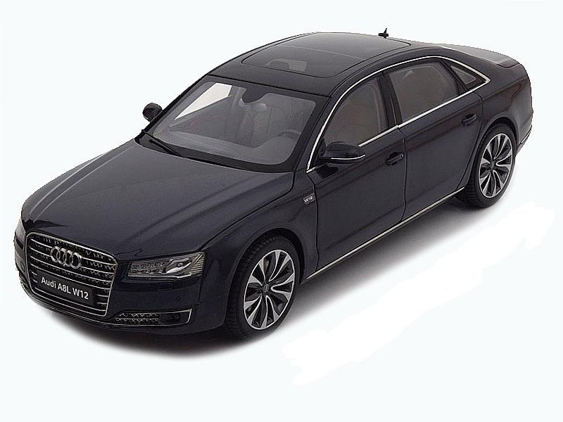 Коллекционная модель Audi A8L 2014