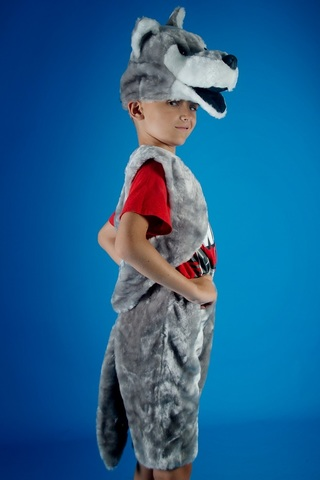 Карнавальный костюм Волка