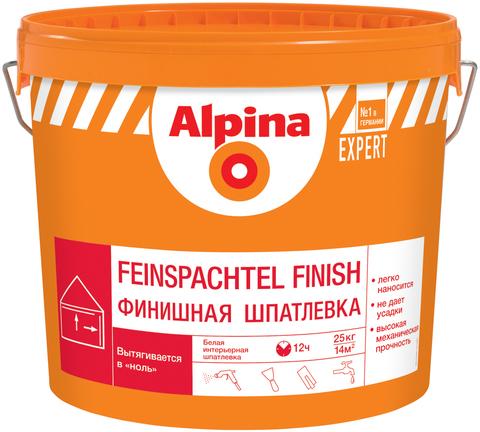 Alpina EXPERT FEINSPACHTEL FINISH / Альпина Эксперт Файншпахтел Финиш финишная шпатлевка