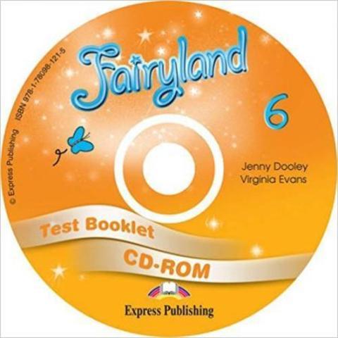 Fairyland 6 Test booklet CD-ROM