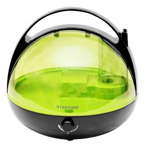 Увлажнитель воздуха Starwind (4 литра), 25 Вт, зеленый