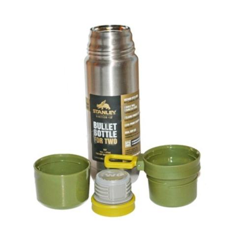 Картинка термос Stanley Mountain 2 Cup Vac Bottle 0.47L  - 2