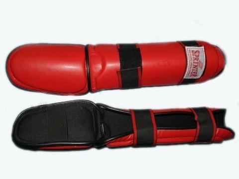 Защита ног (голень+стопа) модель А. Размер S.
