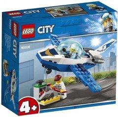 Lego konstruktor City Sky Police Jet Patrol