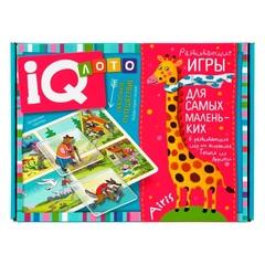 IQ лото для малышей Сказочное путешествие, найди героя сказки Айрис Пресс